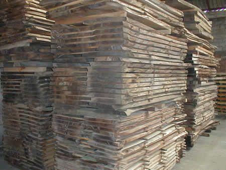 Tavolame di latifoglia commercio legname pregiato verona - Vendita tavole di legno ...