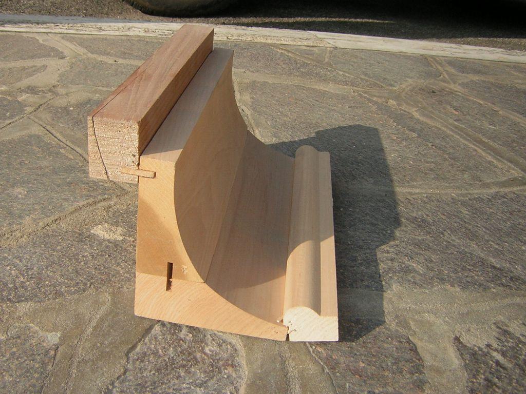 Cornice a 4 pezzi commercio legname pregiato verona - Cornici per mobili ...
